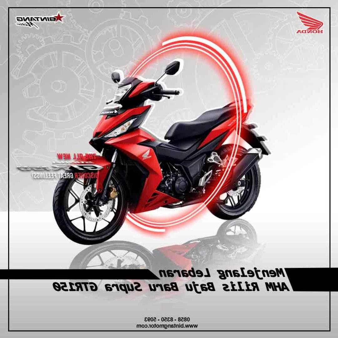 Design Baju Lebaran Baru Etdg Menjelang Lebaran Ahm Rilis Baju Baru Supra Gtr150 Honda