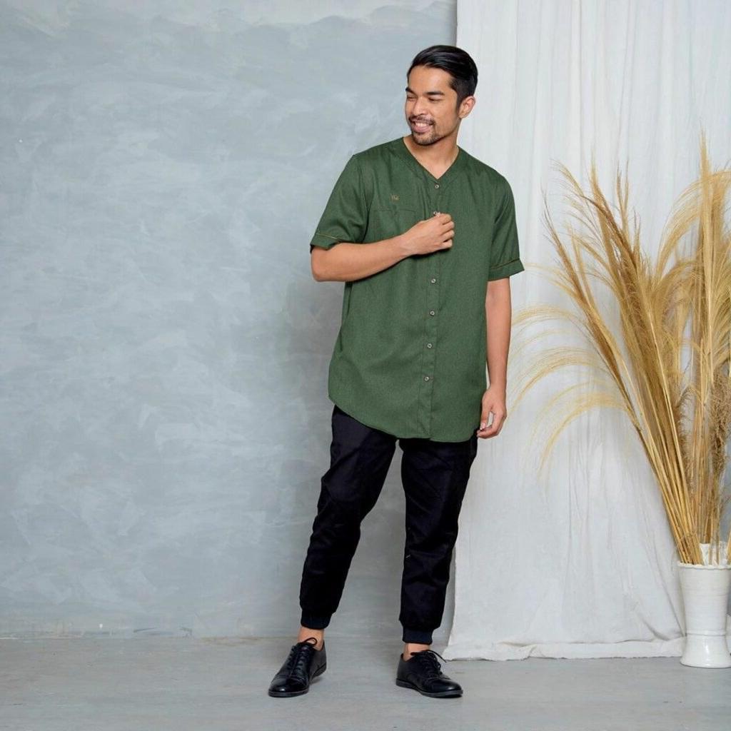 Design Baju Lebaran Hits 9ddf 15 Inspirasi Mix and Match Baju Lebaran Saat Harus
