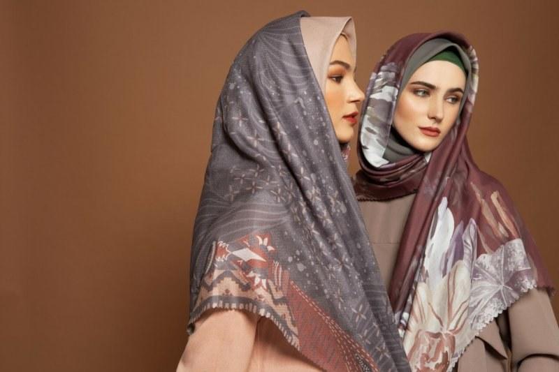 Design Baju Lebaran Hits Rldj Tren Baju Lebaran 2020 Warna Pastel Alam Dan Deep Color