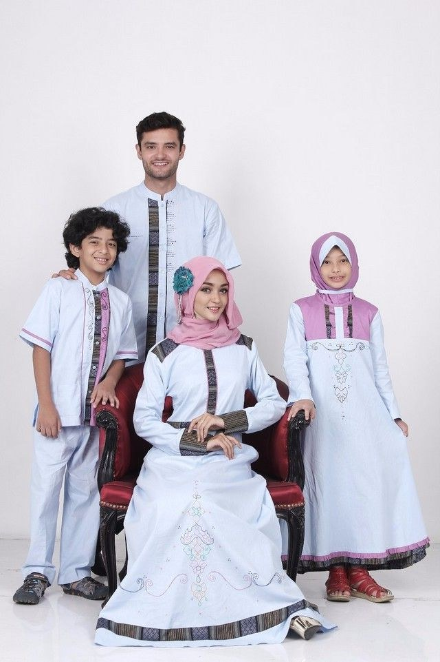 Design Baju Lebaran Keluarga Tahun 2019 Drdp Baju Lebaran 2018 Keluarga Baju Lebaran Couple 2018