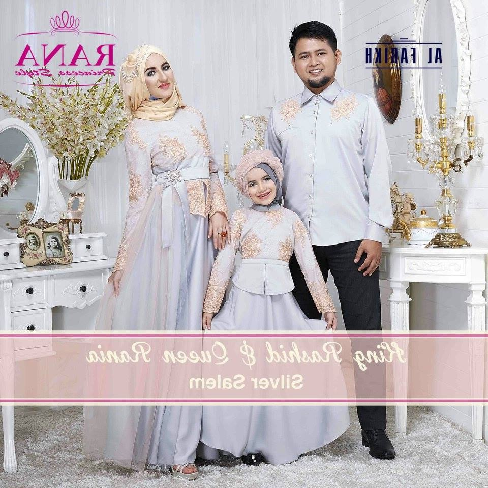 Design Baju Lebaran Keluarga U3dh 25 Model Baju Lebaran Keluarga 2018 Kompak & Modis