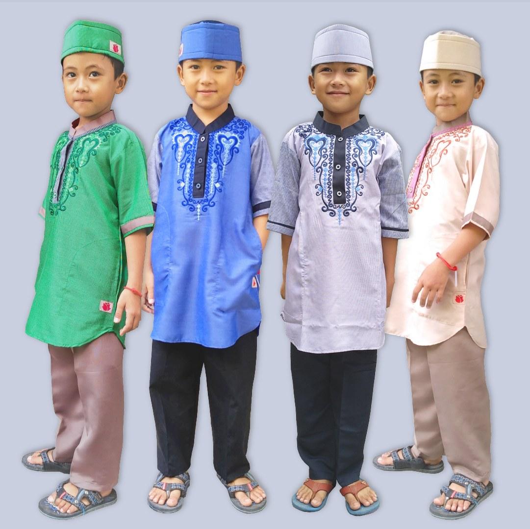 Design Baju Lebaran Laki Laki Ffdn Baju Lebaran Bayi Laki Laki Mainmata Studio