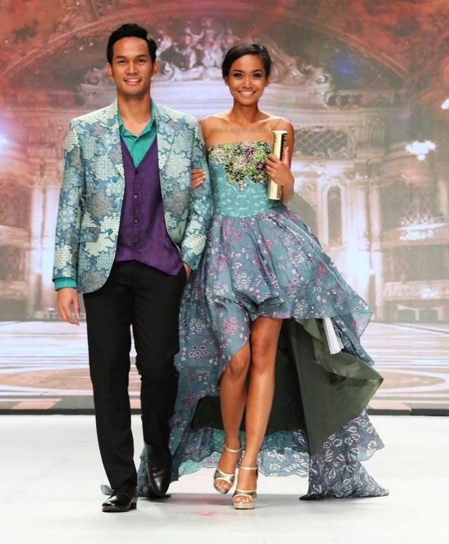 Design Baju Lebaran Masa Kini 9ddf Model Baju Batik Wanita Modern Terbaru 2018