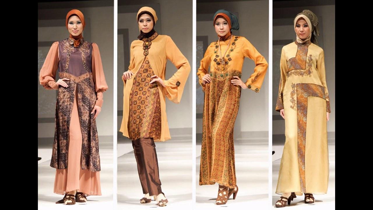 Design Baju Lebaran orang Tua Ftd8 Model Baju Muslim orang Tua Terbaru