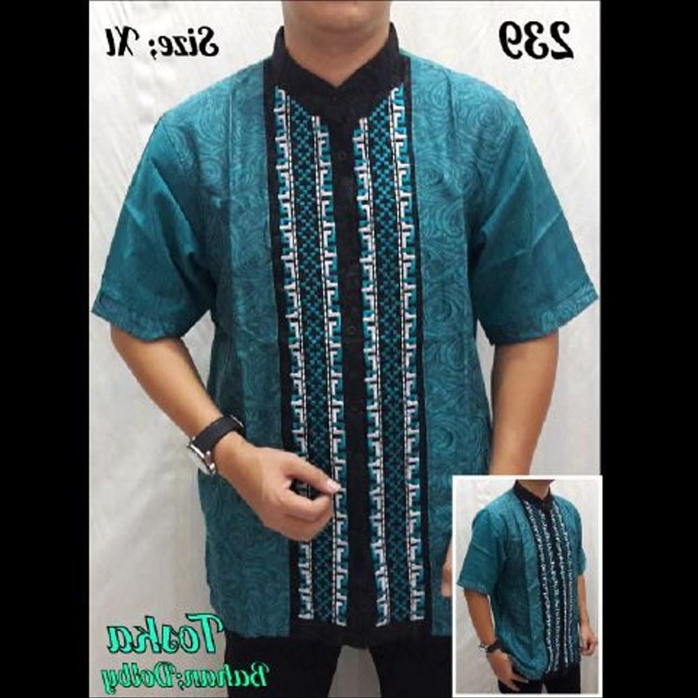 Design Baju Lebaran Pria 2018 9fdy Jual Baju Muslim atasan Pria Baju Koko 243 239 Fashion