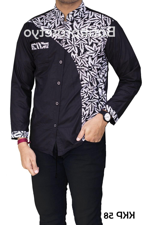 Design Baju Lebaran Pria Terbaru 2019 Mndw Trend Baju Lebaran Pria 2019 Nusagates