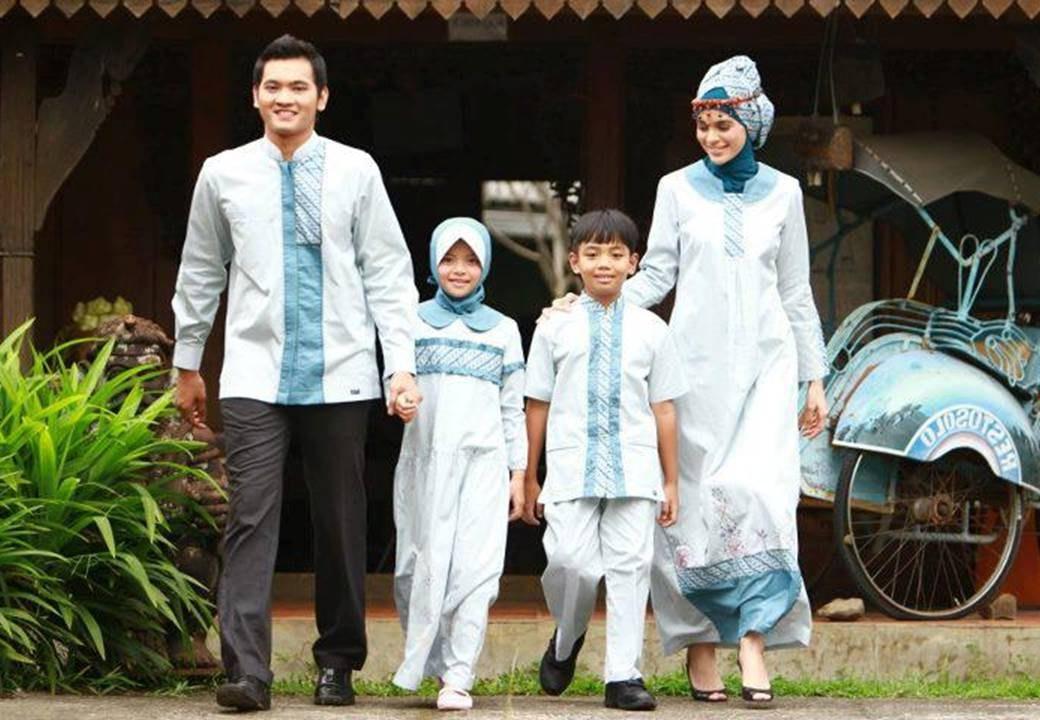 Design Baju Lebaran Putih Keluarga Ipdd Contoh Contoh Model Almia Baju Muslim