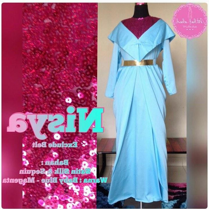 Design Baju Lebaran Seragam Etdg Baju Pesta Dan Baju Lebaran Seragam Keluarga Nisya Dress
