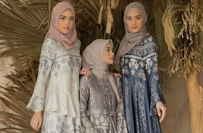 Design Baju Lebaran Simpel S1du Foto Foto Baju Couple Keluarga Saat Lebaran Yang Bisa Jadi