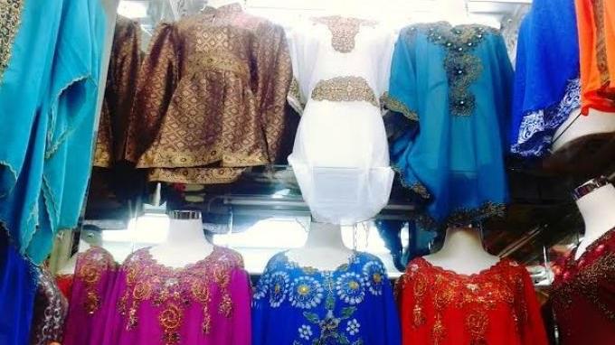 Design Baju Lebaran Terbaru Tanah Abang S1du Ini Baju Muslim Yang Lagi Nge Trend Di Tanah Abang