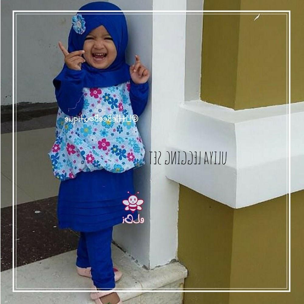 Design Baju Lebaran Untuk Anak Perempuan Gdd0 Jual Baju Muslim Anak Perempuan Baju Anak Untuk Lebaran