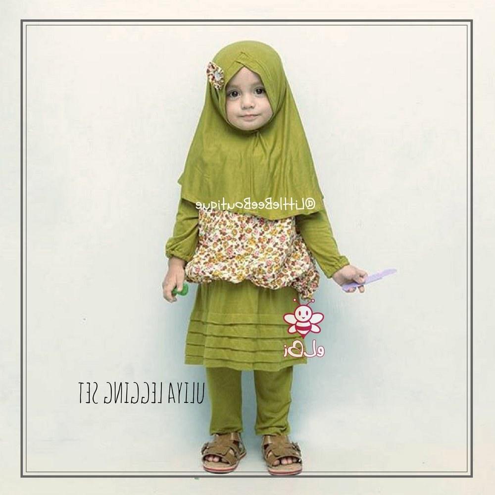 Design Baju Lebaran Untuk Anak Perempuan Nkde Jual Baju Muslim Anak Perempuan Baju Anak Untuk Lebaran