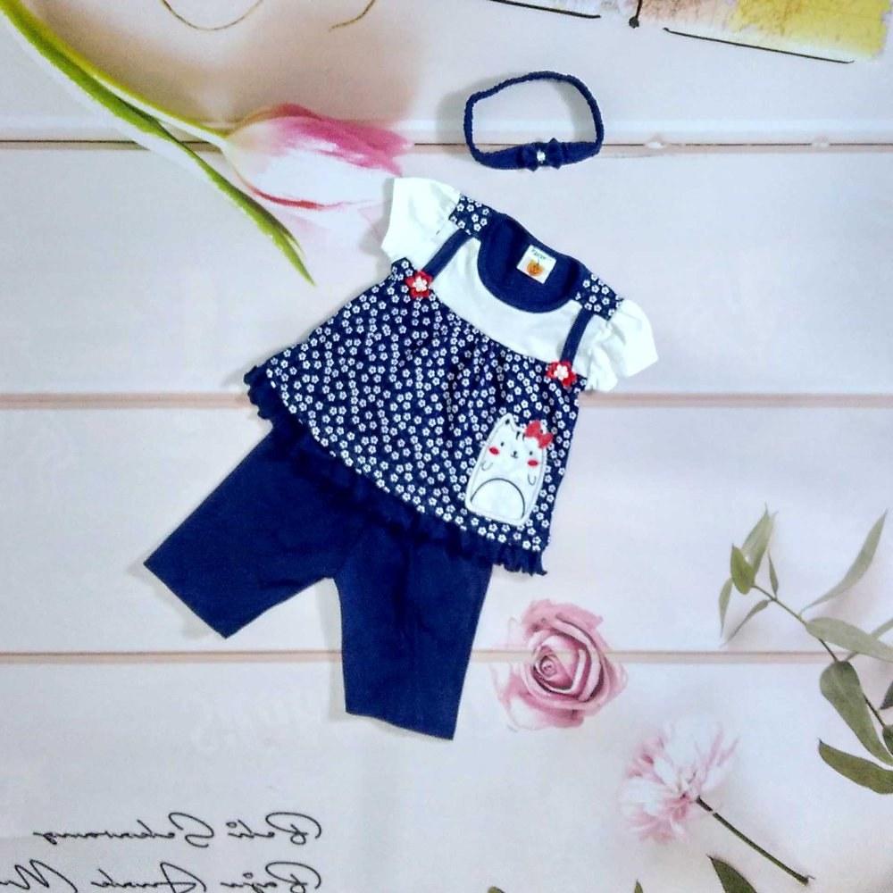 Design Baju Lebaran Untuk Anak Perempuan Txdf Jual Setelan Baju Kaos Anak Perempuan Cewek Lucu Premium