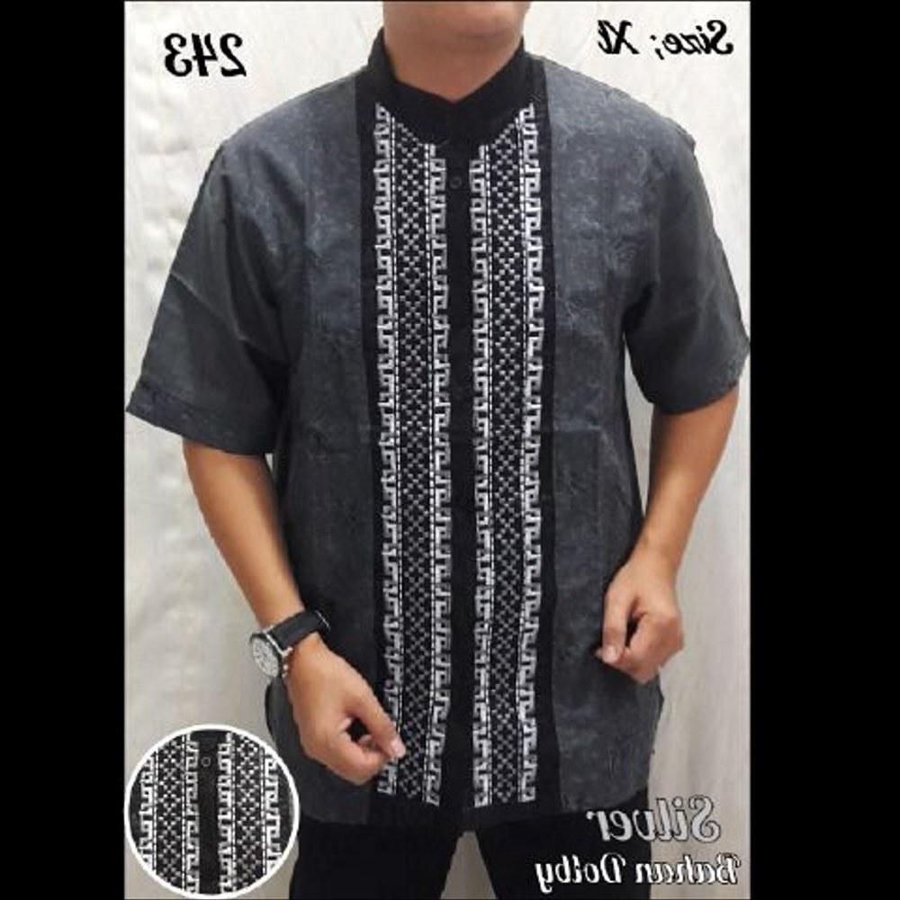 Design Baju Lebaran Untuk Pria 3ldq Jual Baju Muslim atasan Pria Baju Koko 243 239 Fashion