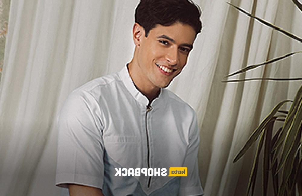 Design Baju Lebaran Untuk Pria Dddy 15 Baju Lebaran Pria Yang Keren Dipakai Untuk Beragam Momen