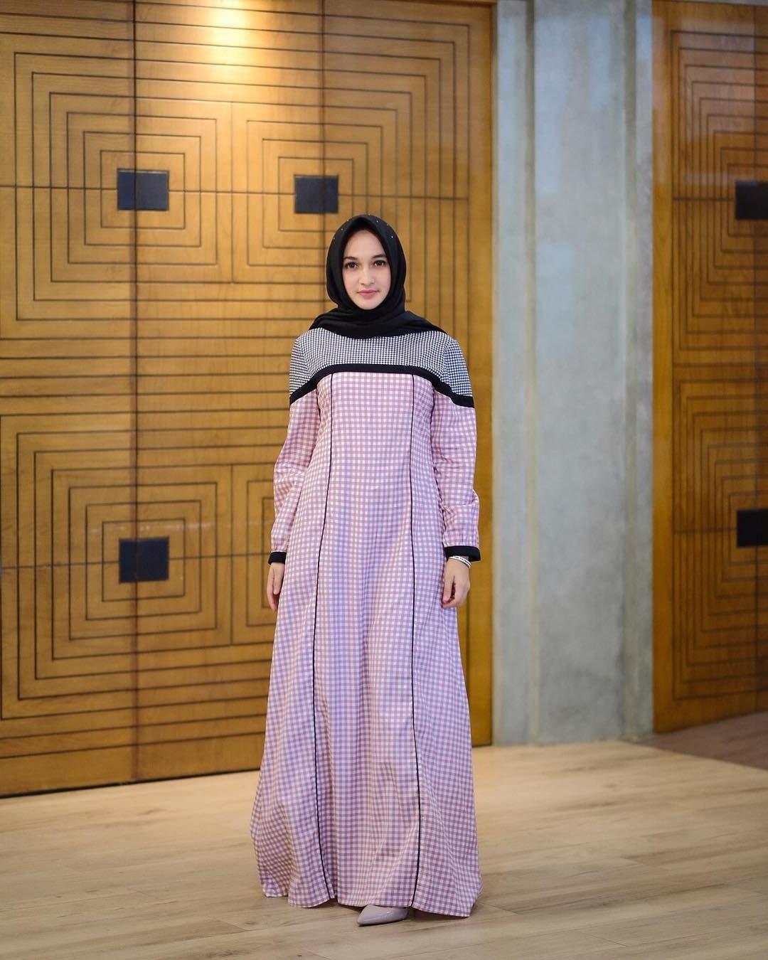 Design Contoh Model Baju Lebaran 2019 4pde Contoh Baju Gamis Terbaru 2019 Paling Populer – Model