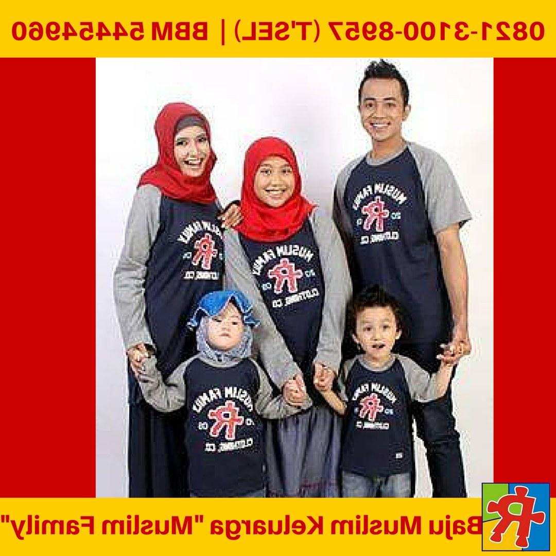 Design Desain Baju Lebaran Keluarga Bqdd Baju Muslim Keluarga Baju Muslim Keluarga Seragam 2016