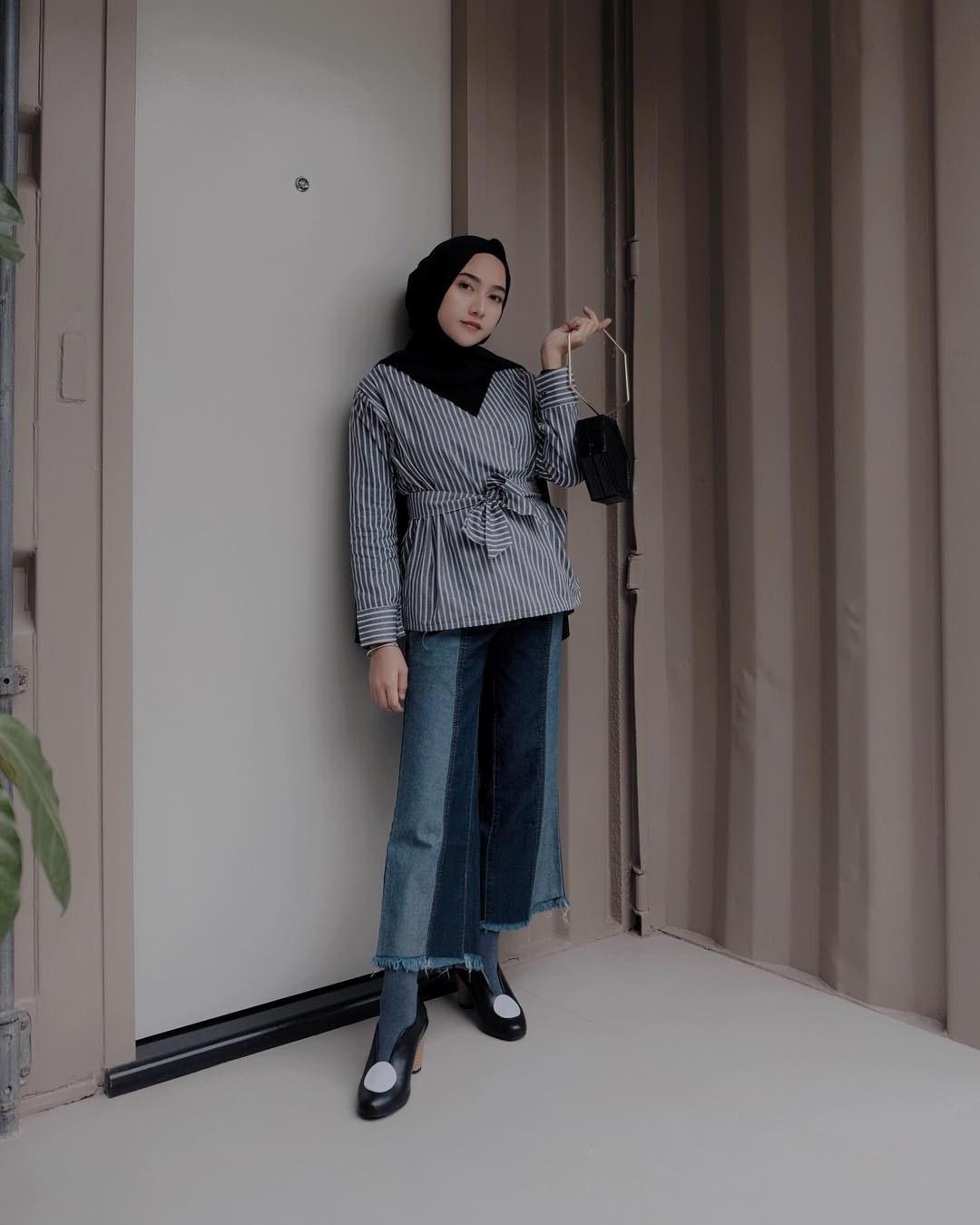 Design Fashion Muslimah Kekinian J7do Ootd Baju Hijab Kekinian Ala Selebgram 2018