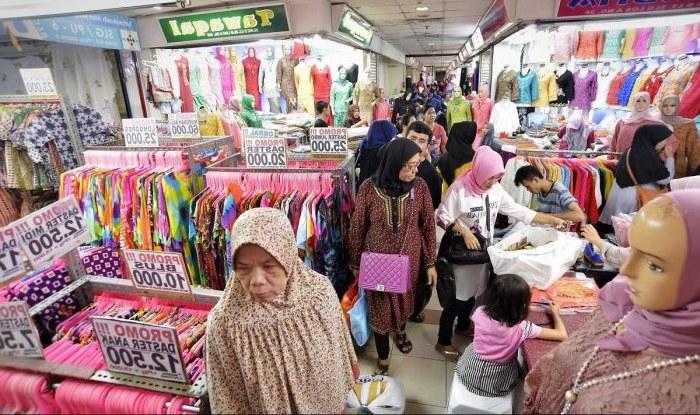 Design Gambar Baju Lebaran Thdr Rekomendasi Belanja Baju Lebaran Di Jakarta