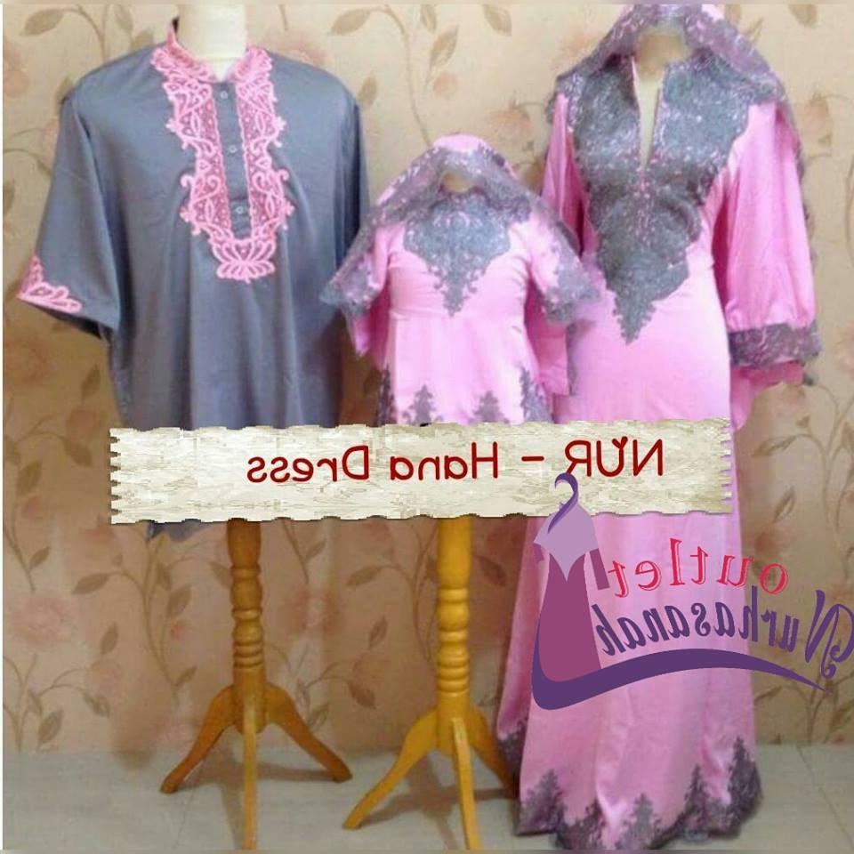 Design Harga Baju Lebaran Keluarga Tanah Abang 4pde Alika Embroidery Bahan Satin Roberto Cavali Baju Seragam