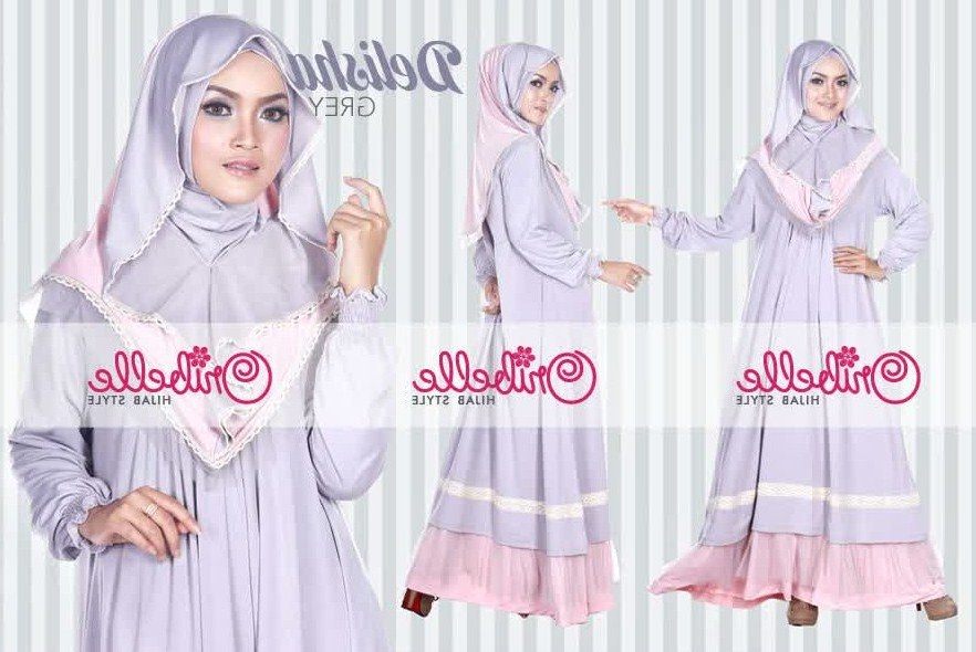 Design Koleksi Baju Lebaran Terbaru Kvdd Koleksi Baju Muslim Syar I Lebaran Terbaru