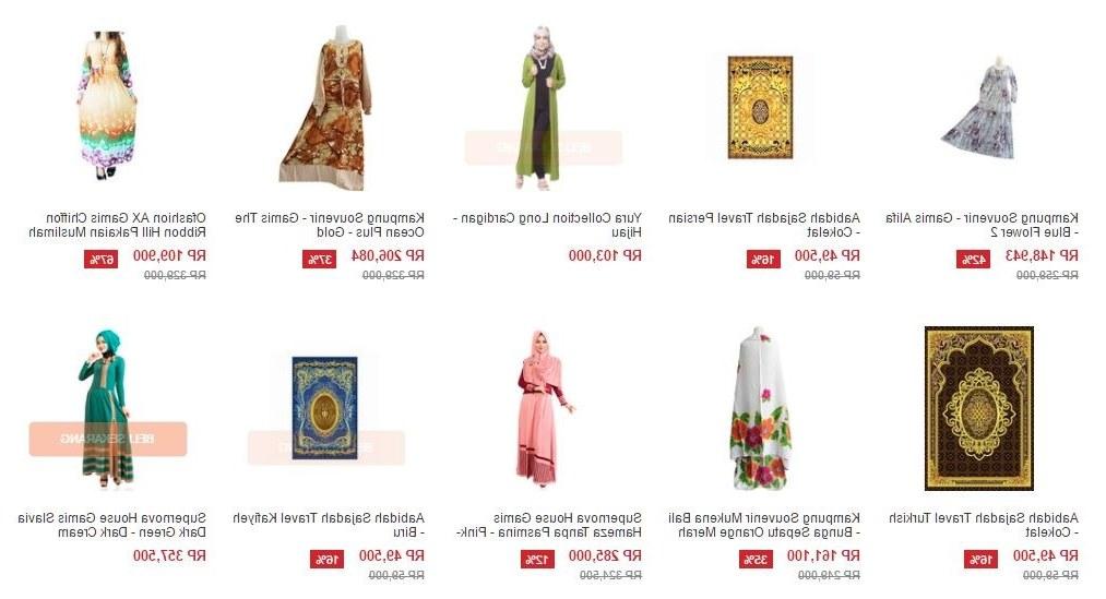 Design Lazada Baju Lebaran Budm Sambut Bulan Puasa Dengan Belanja Di Ramadhan Sale Lazada