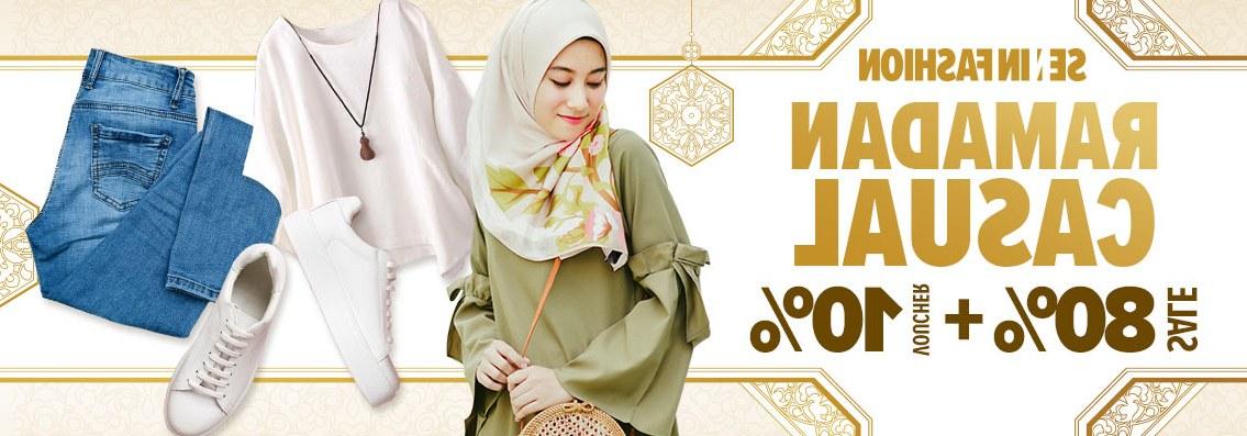 Design Lazada Baju Lebaran Dddy Lazada Promo Seinfashion Ramadhan Fashion Diskon Hingga