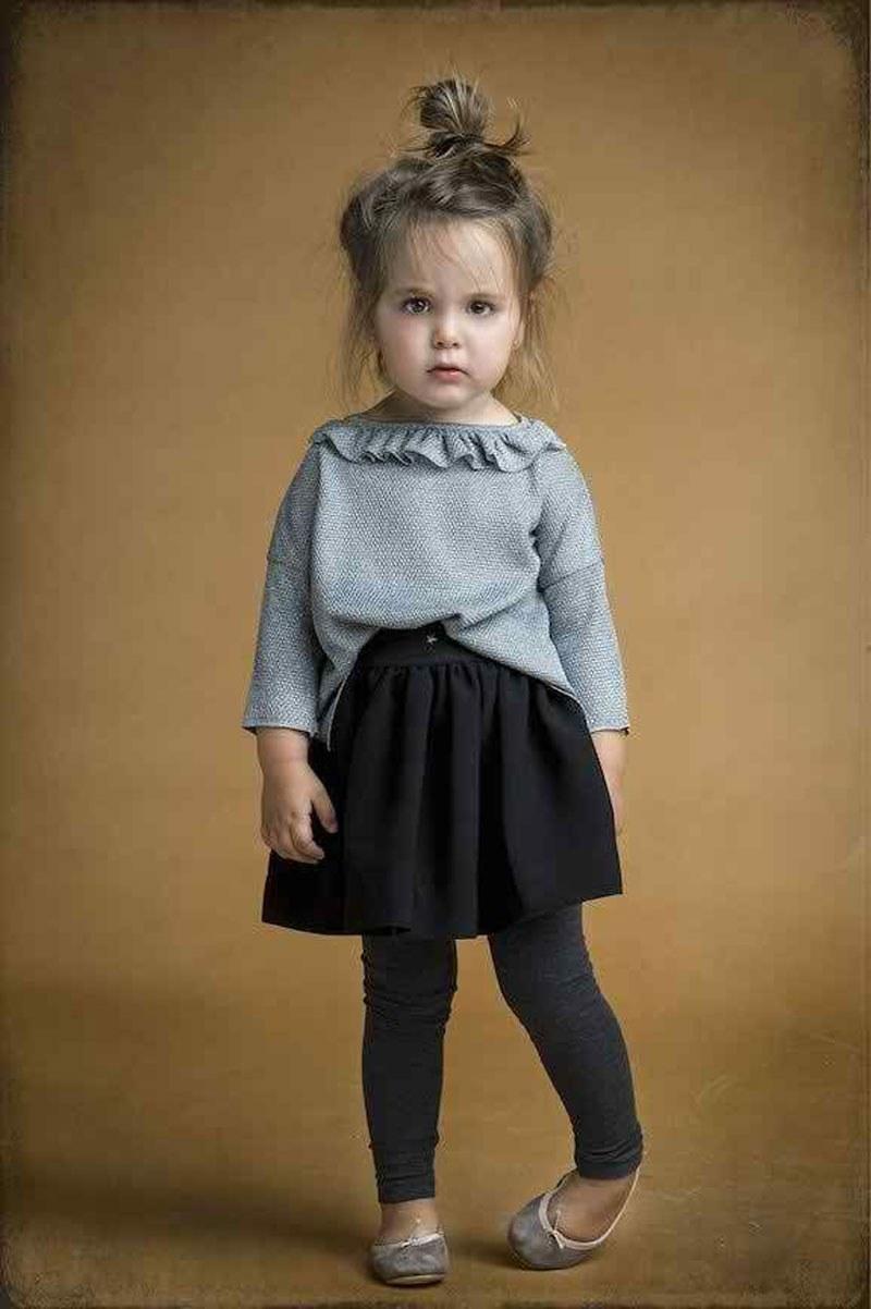 Design Model Baju Lebaran 2019 Anak Perempuan Q0d4 60 Model Baju Anak Perempuan Terbaru 2019 Ootd 2019 Hits