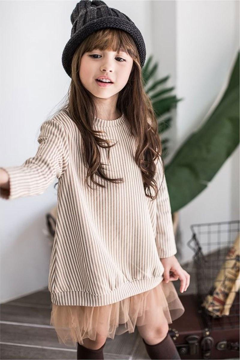 Design Model Baju Lebaran 2019 Untuk Anak Perempuan Tqd3 60 Model Baju Anak Perempuan Terbaru 2019 Ootd 2019 Hits