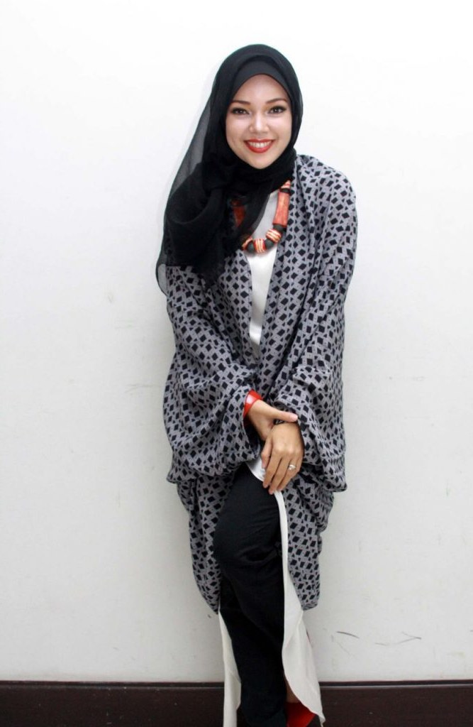 Design Model Baju Lebaran Muslimah Dddy Baju Lebaran Remaja 2017 Berhijab