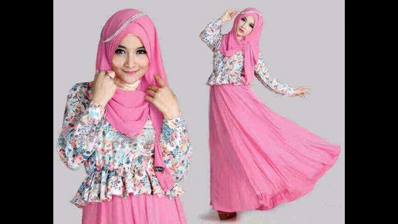 Design Model Baju Lebaran Muslimah O2d5 Model Baju Lebaran 2020 Untuk Remaja