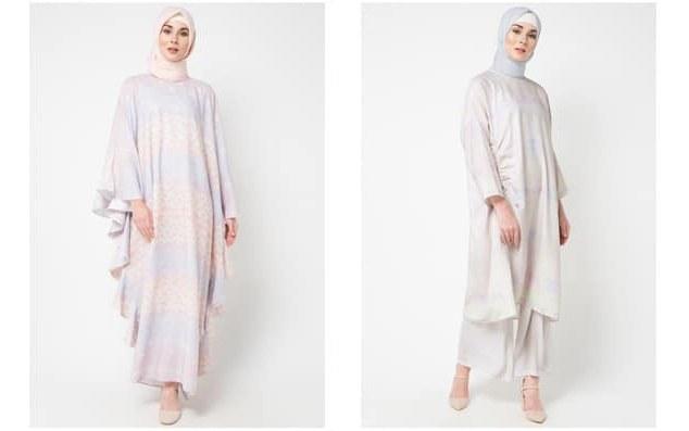 Design Model Baju Lebaran Muslimah Zwdg Trend Model Baju Lebaran Wanita Muslimah Terbaru 2019