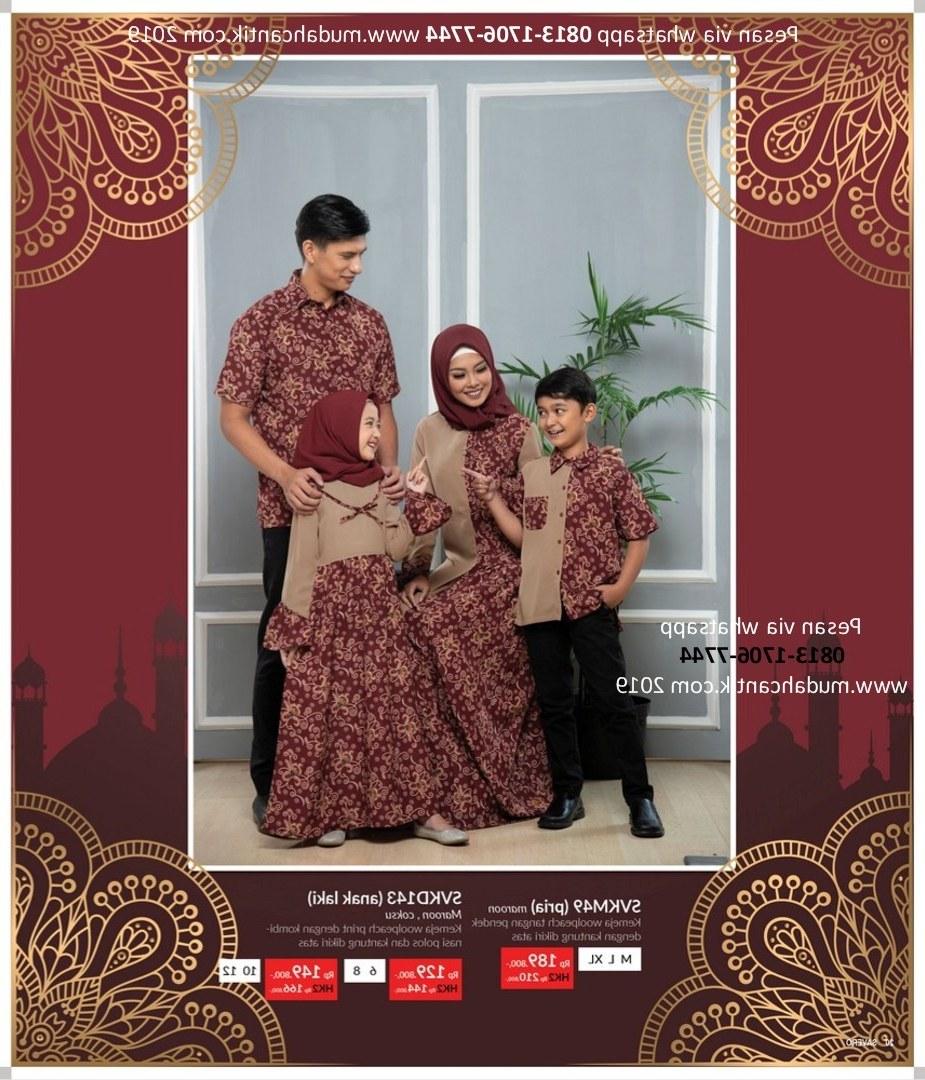 Design Model Baju Lebaran Syar'i 2019 Bqdd Baju Lebaran Model Terbaru 2019