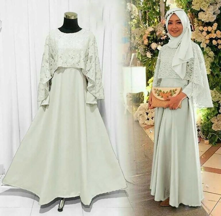 Design Model Baju Lebaran Syar'i 2019 Fmdf 20 Model Baju Lebaran Terbaru 2019 Muslimah Trendy