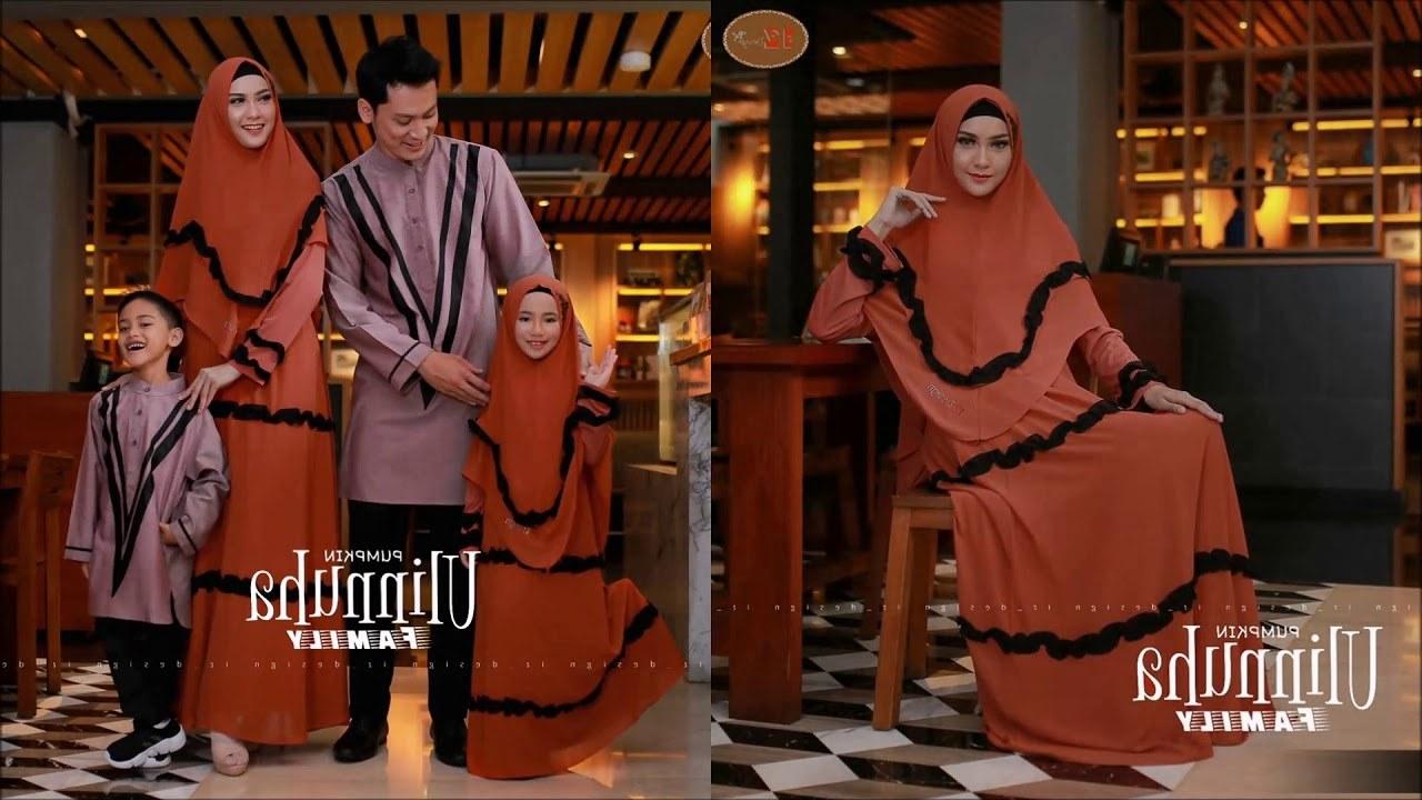 Design Model Baju Lebaran Tahun Ini S5d8 Model Baju Lebaran Tahun Ini Baju Seragam Keluarga Buat