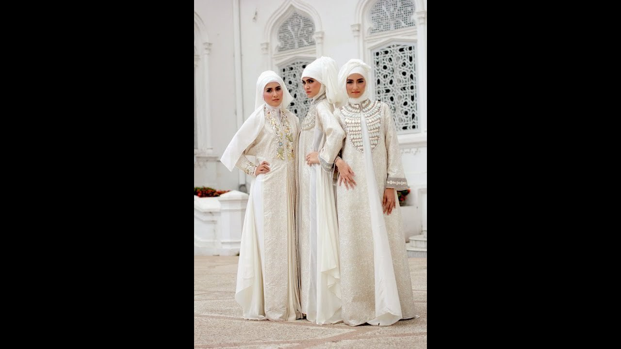 Design Model Baju Lebaran Warna Putih Dddy Model Baju Gamis Syari Warna Putih Tercantik Untuk Hari
