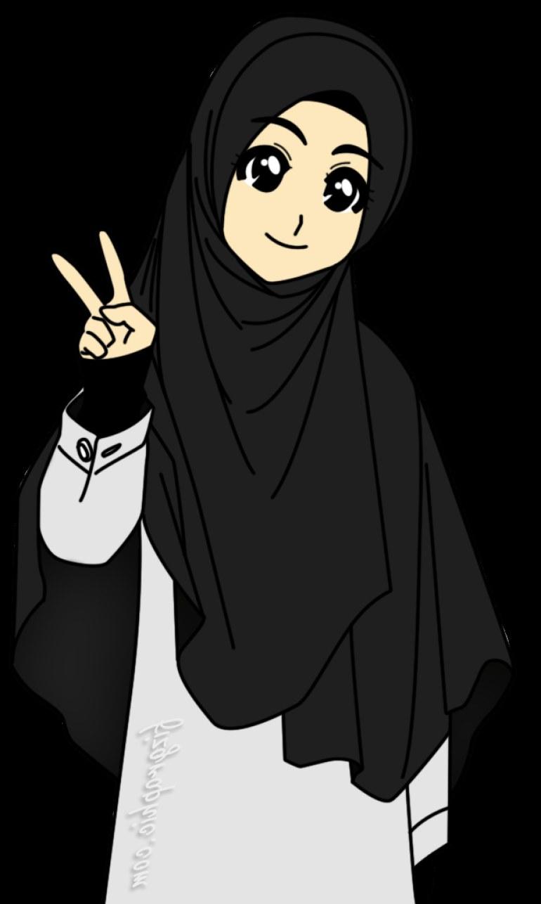 Design Muslimah Bercadar Cantik Kartun H9d9 75 Gambar Kartun Muslimah Cantik Dan Imut Bercadar