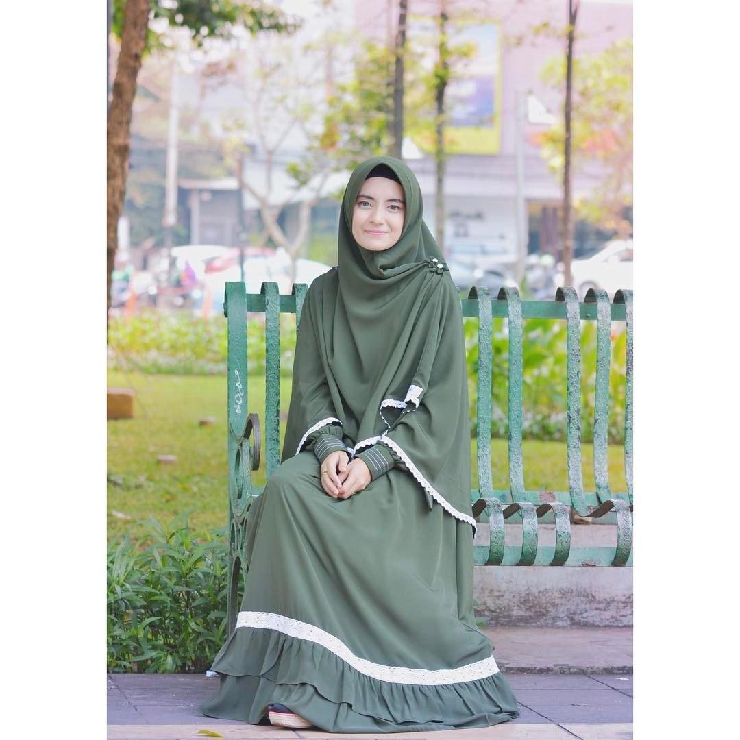 Design Muslimah Bercadar Dari Belakang Drdp Menginsipirasi 10 Selebgram Ini Harus Kamu Follow Selama