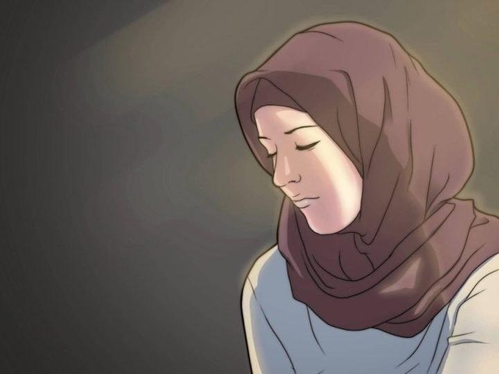 Design Muslimah Kartun Sedih Bqdd 75 Gambar Kartun Muslimah Cantik Dan Imut Bercadar