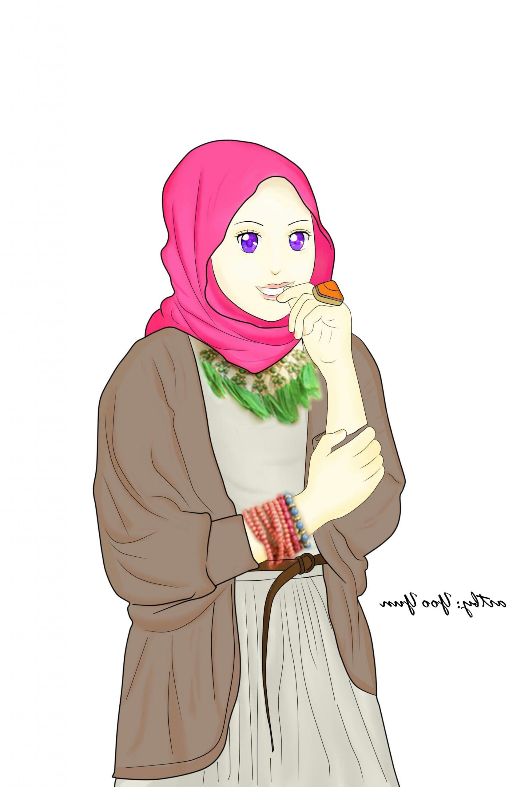 Design Muslimah Kartun Whdr Kartun Muslimah – Yooyun S Land