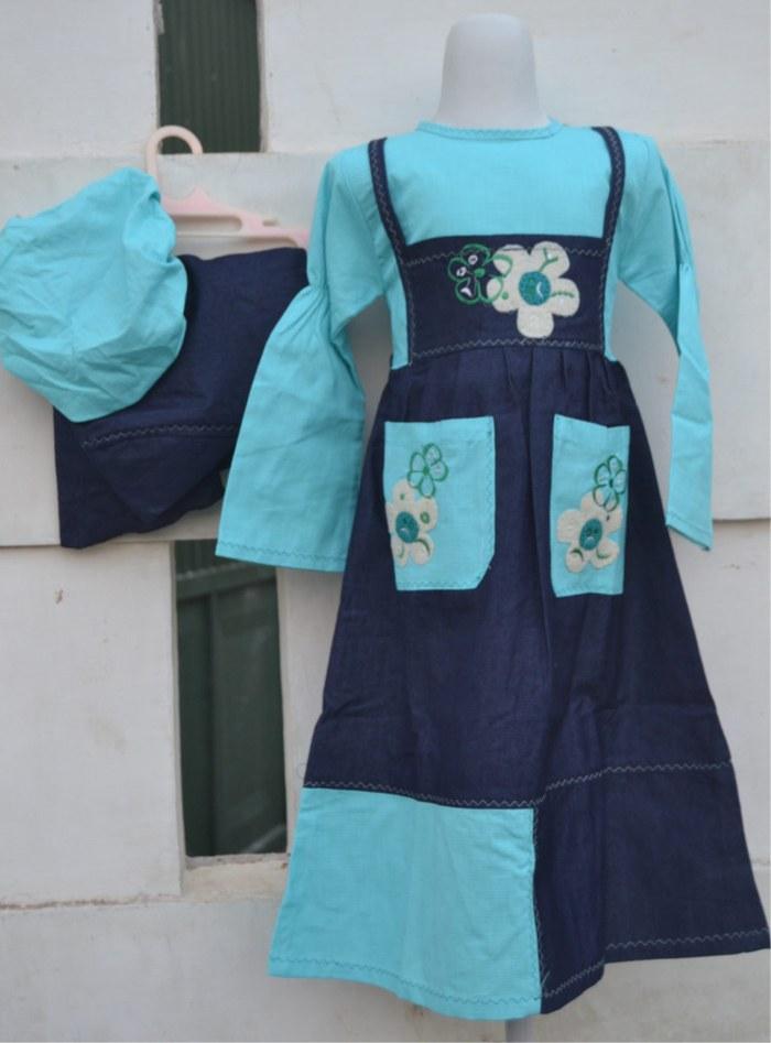 Ide Baju Lebaran Anak 1 Tahun 8ydm Jual Baju Muslim Anak Wanita 1 3 Tahun ortucerdas