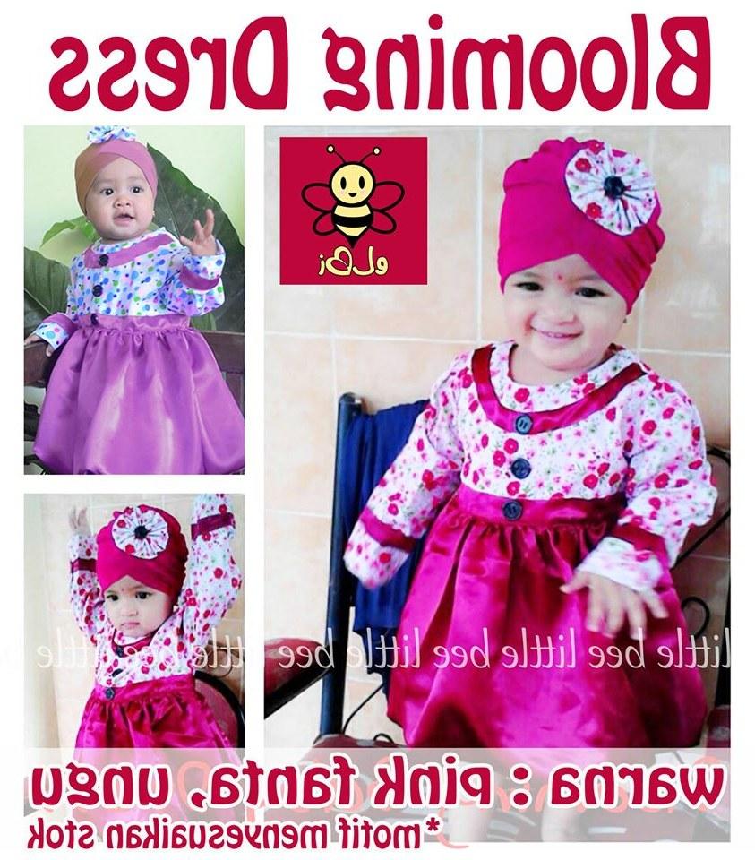 Ide Baju Lebaran Anak 1 Tahun Gdd0 Kumpulan Foto Baju Muslim Untuk Bayi Umur 1 Tahun