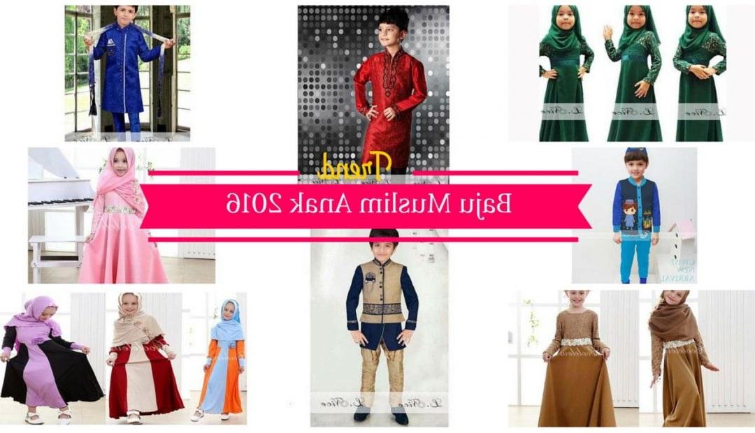Ide Baju Lebaran Anak 1 Tahun Tldn Tren Baju Muslim Anak Untuk Bulan Ramadhan Dan Lebaran
