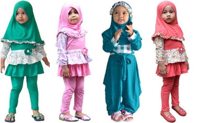 Ide Baju Lebaran Anak 2 Tahun 0gdr Model Baju Anak Perempuan Terbaru