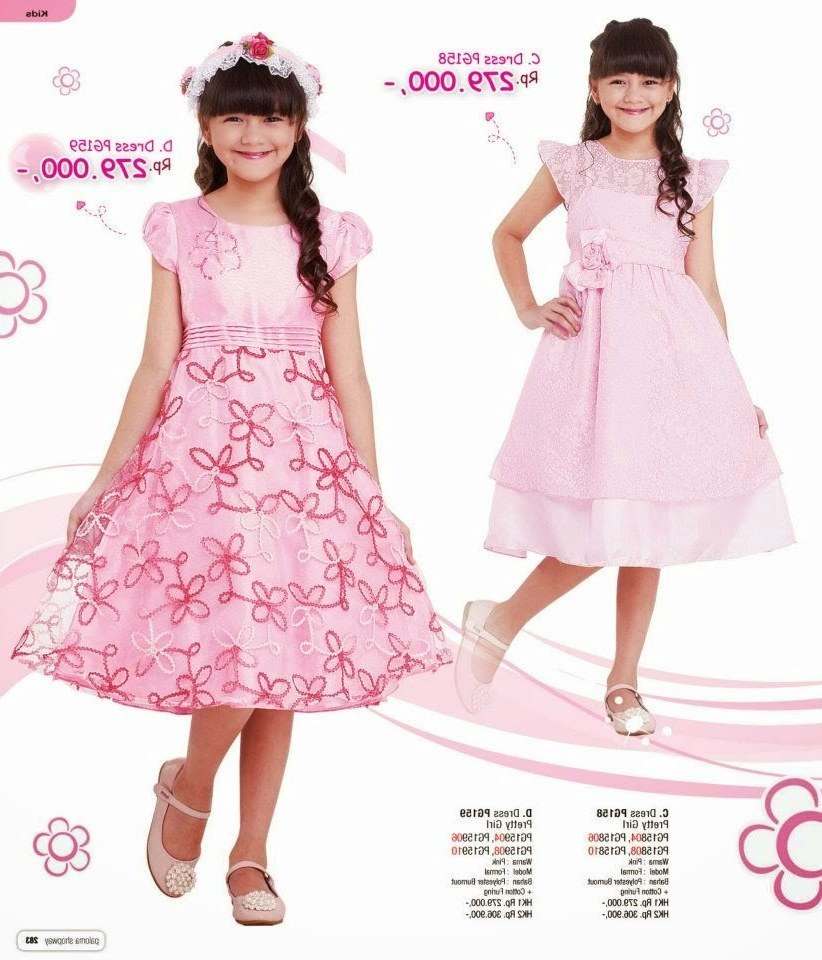 Ide Baju Lebaran Anak 2 Tahun Mndw Modelbaju24 Model Baju Anak Perempuan 2 Tahun