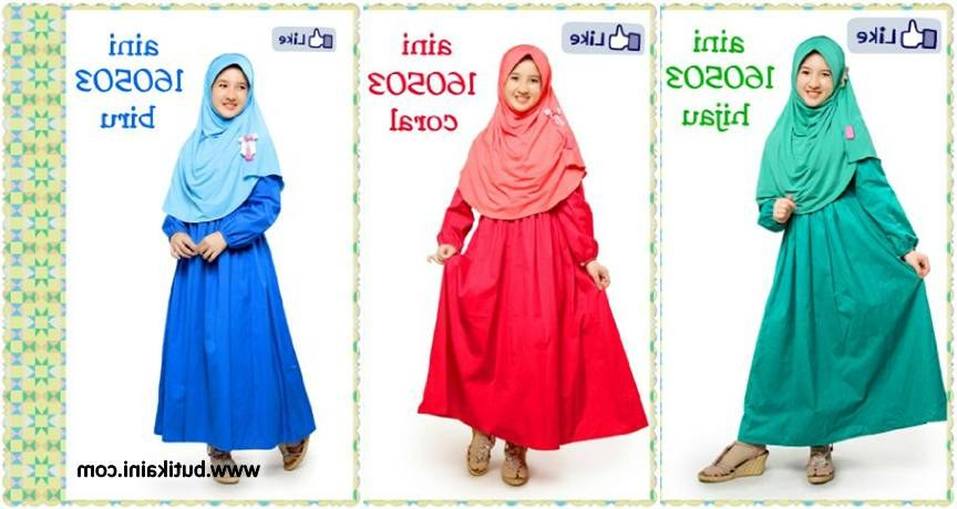 Ide Baju Lebaran Anak Muslim X8d1 Jual Baju Muslim Lebaran Anak Anak 2016