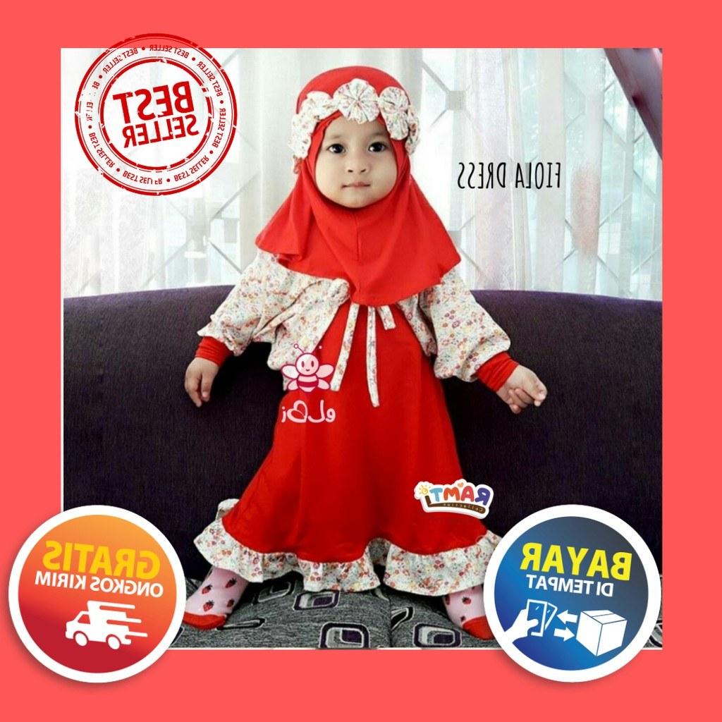 Ide Baju Lebaran Anak Perempuan Umur 9 Tahun H9d9 30 Model Baju Muslim Anak Perempuan Umur 5 Tahun