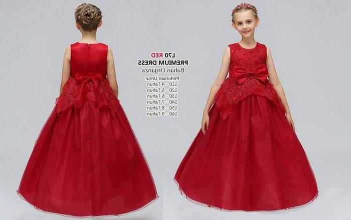 Ide Baju Lebaran Anak Perempuan Umur 9 Tahun Wddj 30 Model Baju Pesta Anak Perempuan Umur 9 Tahun Fashion