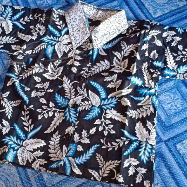 Ide Baju Lebaran Di Shopee Txdf Baju Batik Anak Batik Keluarga Umur Di atas Balita