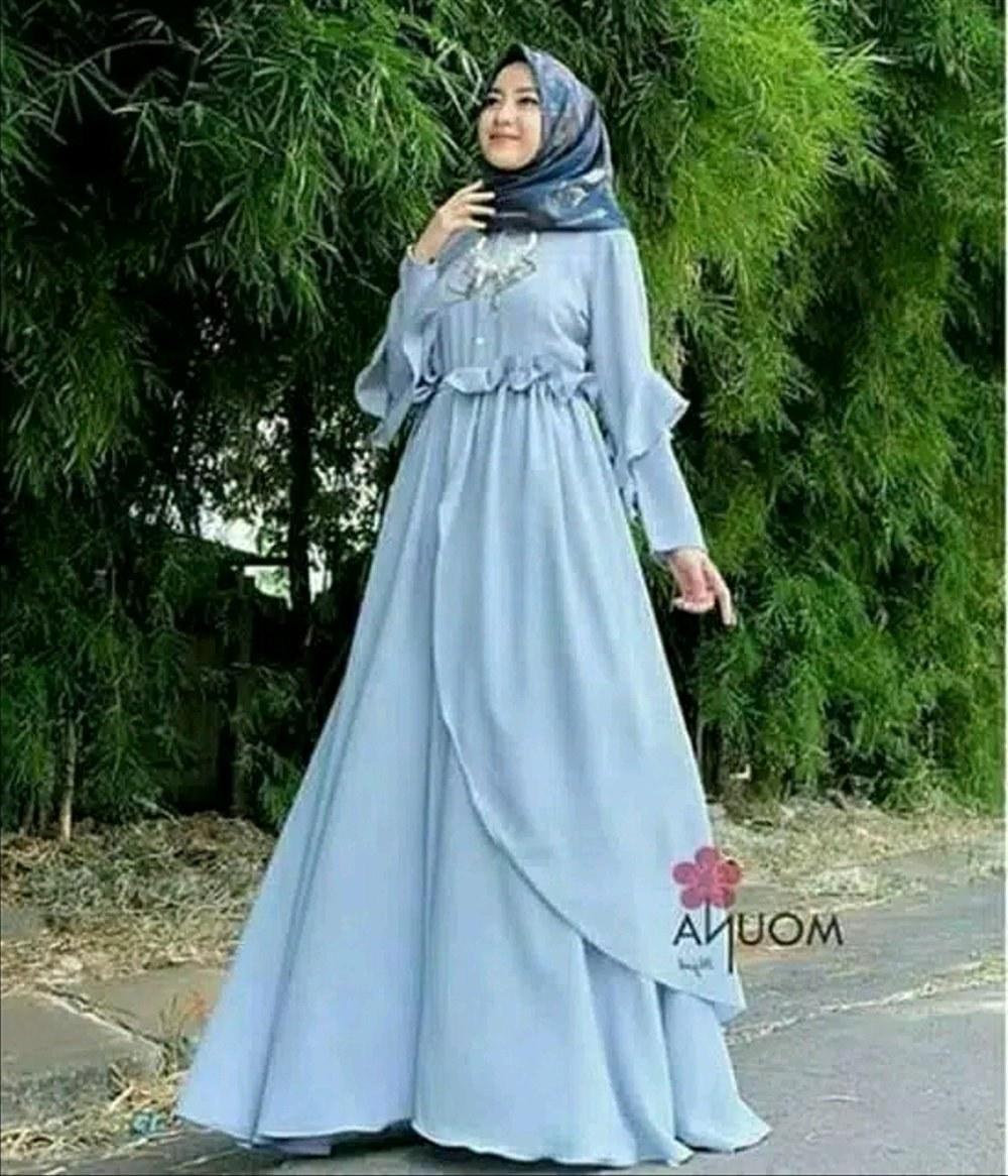 Ide Baju Lebaran Di Shopee Txdf Model Baju Gamis Di Shopee Nusagates